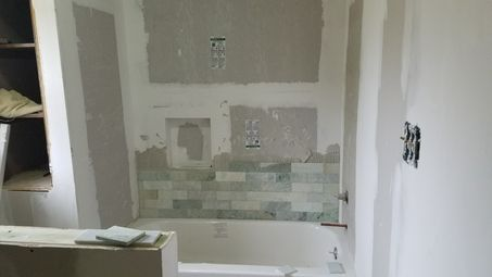 During & After Shower Renovation in Richmond, TX (1)
