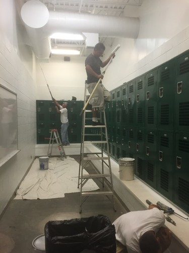 Commercial Painting in Houston TX