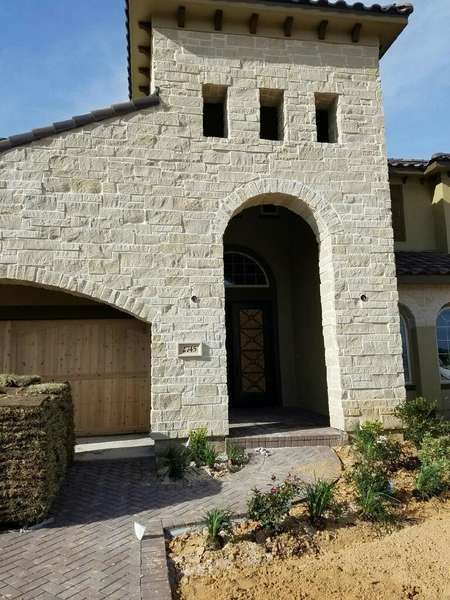 Exterior Stone Work & Framing in Katy, TX (1)