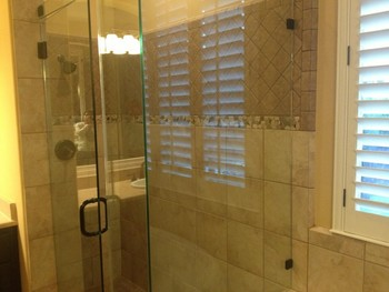 Shower Door Installation & Tile Installation in Sugar Land, TX