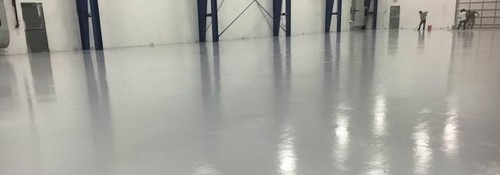Epoxy Coating, Floor Painting in Richmond Texas