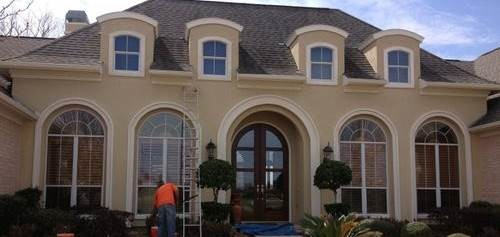 Exterior Painting in Richmond Texas