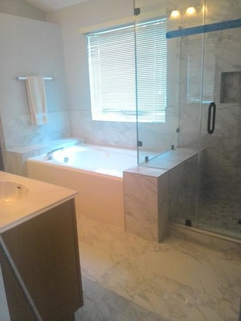 Photos By LYF Painting Remodeling - Bathroom remodel humble tx